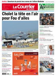 Le Courrier de l'Ouest Cholet – 23 septembre 2019