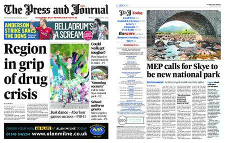 The Press and Journal Moray – August 06, 2018