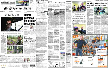 The Providence Journal – May 06, 2019