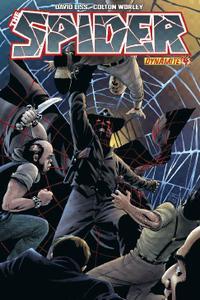 Dynamite-The Spider No 04 2012 Hybrid Comic eBook