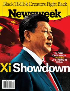 Newsweek USA - August 20, 2021