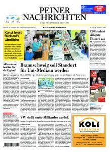 Peiner Nachrichten - 30. September 2017