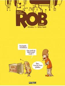 Rob niveau - Tome 1 - Bêta-test (2019)