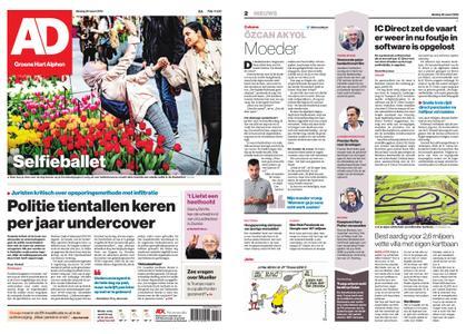 Algemeen Dagblad - Alphen – 26 maart 2019