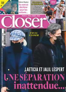 Closer France - 15 janvier 2021