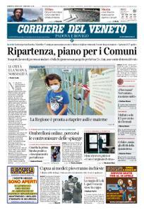 Corriere del Veneto Padova e Rovigo – 24 aprile 2020