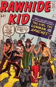 Rawhide Kid v1 027 1962