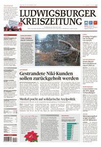 Ludwigsburger Kreiszeitung - 15. Dezember 2017