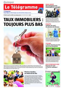 Le Télégramme Quimper – 04 mai 2019