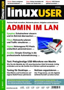LinuxUser – Juli 2021