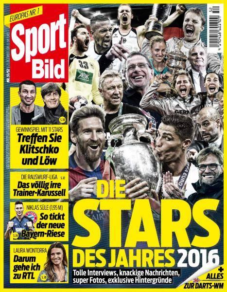Sport Bild - 21 Dezember 2016