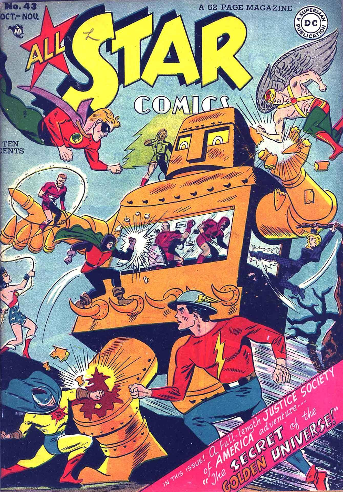All-Star Comics 043 1948