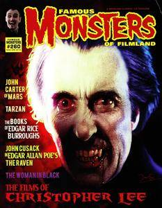 Famous Monsters of Filmland 260 2012