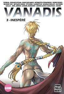 Vanadis - Tome 3 - Inespéré