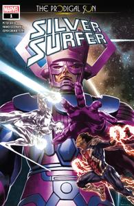 Silver Surfer-The Prodigal Sun 001 2019 Digital Zone