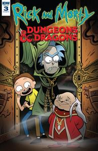 0 Day Of Week 2018 12 05 yEnc Rick and Morty vs Dungeons 26 Dragons 003 (2018) (digital) (d27argh Empire