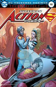 Action Comics 988 2017 2 covers Digital Zone-Empire
