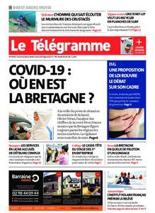 Le Télégramme Brest Abers Iroise – 08 octobre 2020
