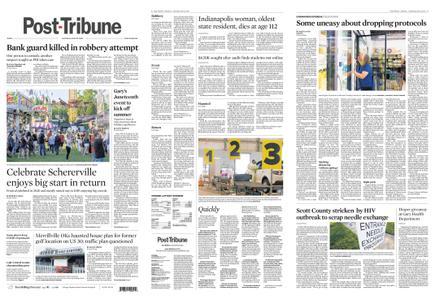 Post-Tribune – June 12, 2021