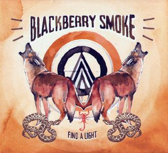Blackberry Smoke - Find A Light (2018) {3 Legged Records MOSH609} (Complete Artwork)