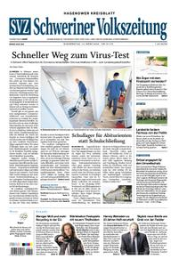 Schweriner Volkszeitung Hagenower Kreisblatt - 12. März 2020