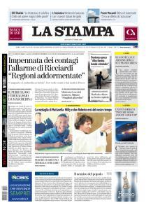 La Stampa Torino Provincia e Canavese - 8 Ottobre 2020