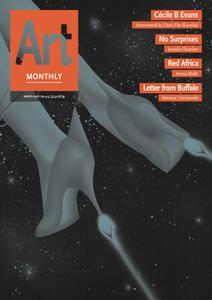 Art Monthly - March 2018   No 414