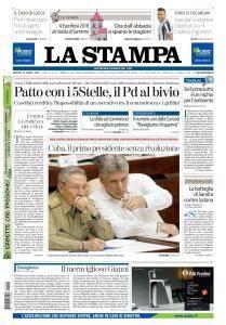 La Stampa Imperia e Sanremo - 19 Aprile 2018