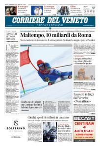 Corriere del Veneto Vicenza e Bassano – 15 novembre 2018