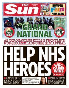 The Sun UK - 4 April 2020