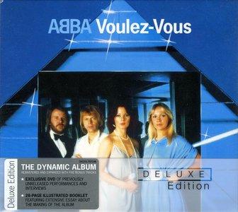 ABBA - Voulez-Vous (1979) {2010 Remastered, CD+DVD, Deluxe Edition, Polar, 060251797145}
