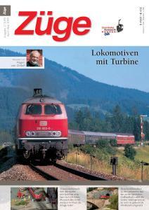 Züge - April-Mai 2019