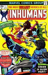 Inhumans v1 01
