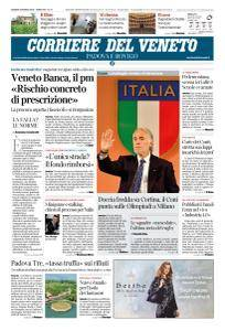 Corriere del Veneto Padova e Rovigo - 29 Marzo 2018