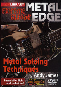 Lick Library - Metal Edge - Metal Soloing Techniques Vol. 1-2
