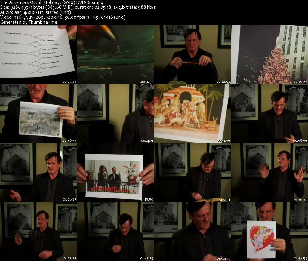 America's Occult Holidays (2010)