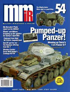 Military Miniatures in Review №54 2011