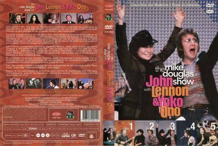John Lennon & Yoko Ono - The Mike Douglas Show (2002)
