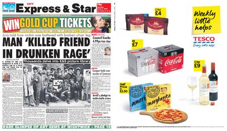 Express and Star City Edition – March 07, 2019