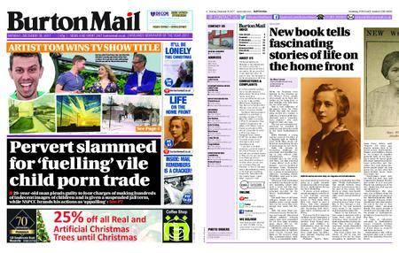 Burton Mail – December 18, 2017