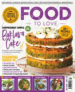 Food To Love - July 2019