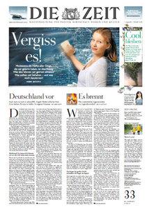 Die Zeit vom 11 August 2011