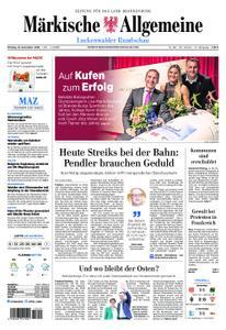 Märkische Allgemeine Luckenwalder Rundschau - 10. Dezember 2018