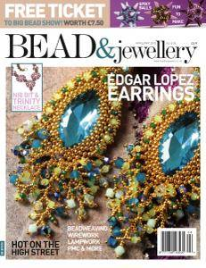Bead & Jewellery - Issue 85 - April-May 2018