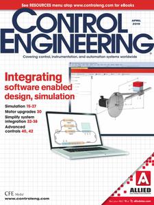 Control Engineering - April 2019