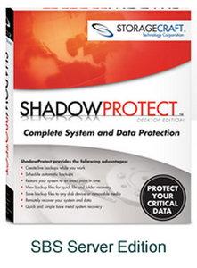 ShadowProtect Server Edition 3.5.2