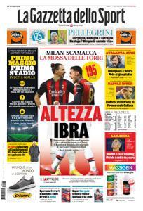 La Gazzetta dello Sport Cagliari - 17 Aprile 2021