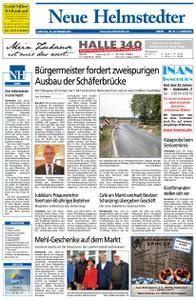 Neue Helmstedter - 28. September 2019