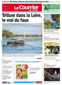 Le Courrier de l'Ouest Angers – 25 juillet 2019