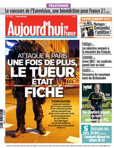 Aujourd'hui en France du Lundi 14 Mai 2018